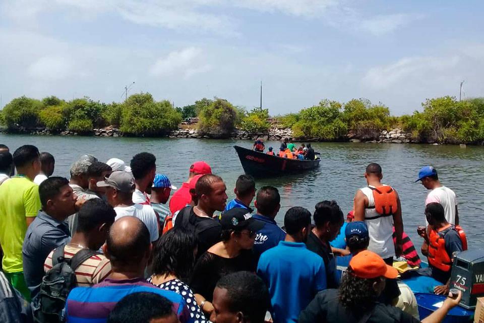 Identifican a 19 víctimas del naufragio ocurrido en aguas venezolanas