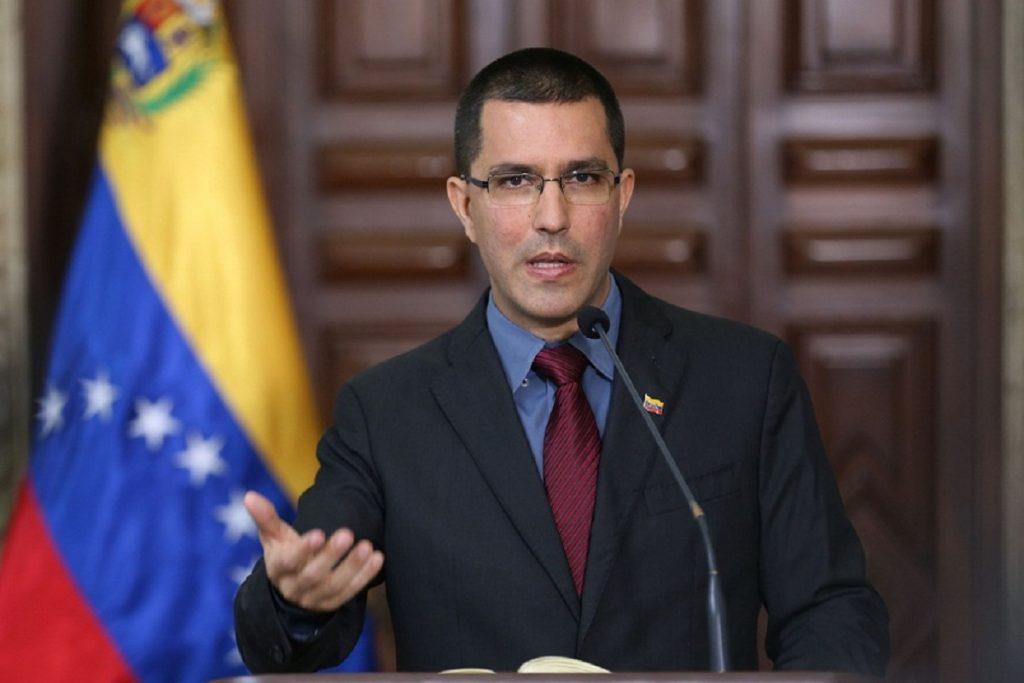 Jorge Arreaza defendió los resultados de las parlamentarias del 6-D
