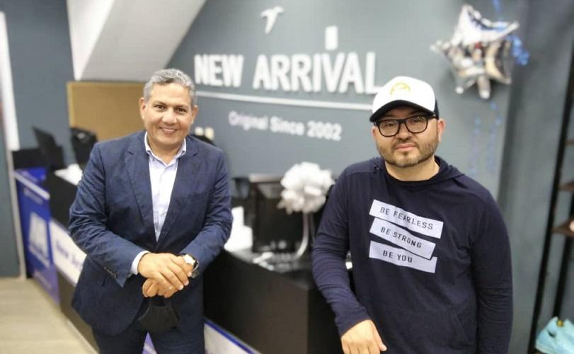 Ronald José Rubio Ampueda - New Arrival inauguró en el Sambil su primera tienda en Caracas - IMG