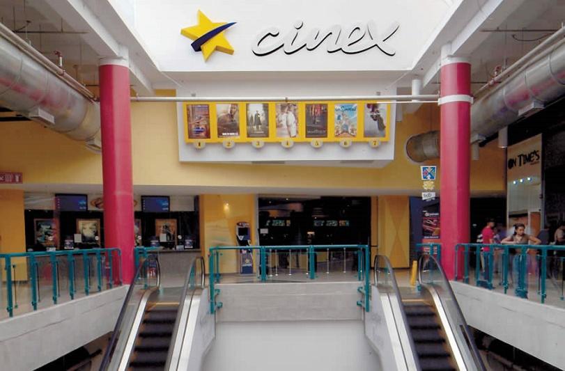 Camilo Ibrahim Issa - Cines reabren sus puertas en semana de flexibilización - FOTO