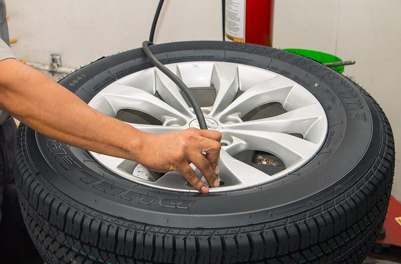 Franklin Durán Guerrero ¡Aprende a mantener los cauchos de tu vehículo en buen estado! - FOTO