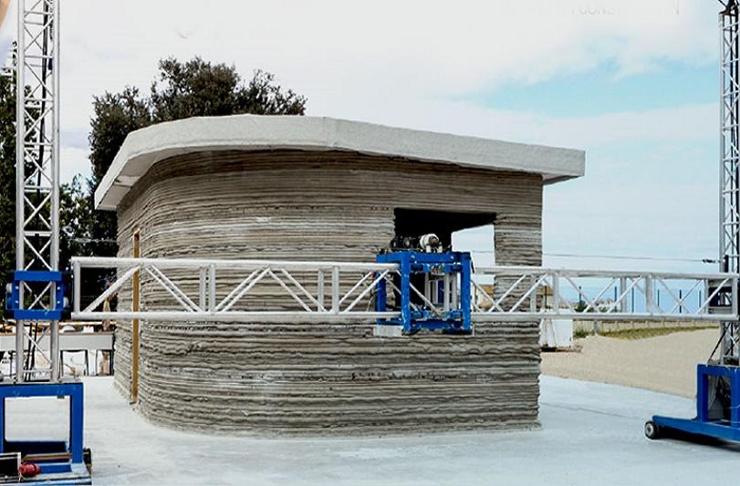 Juan Francisco de Jesús Clerico Avendaño - VINCCLER - La construcción del futuro pasa por la impresión 3D - FOTO