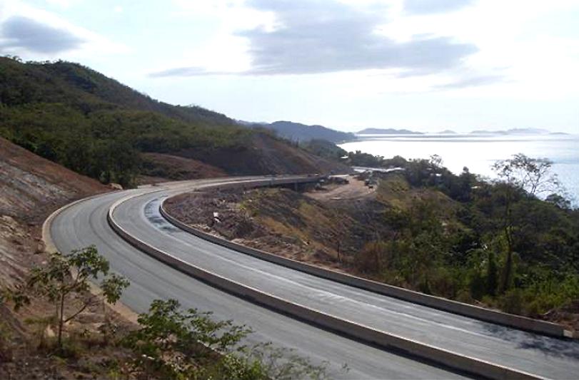 Claudio Antonio Ramírez Soto - Pilperca - Contribuye con el Oriente de Venezuela con la construcción de la Autopista Antonio José De Sucre - FOTO