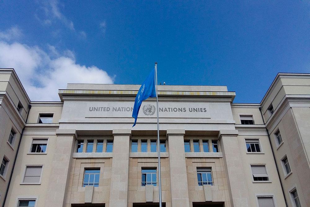 Pedro José Rojas Chirinos - Del Derecho Internacional y la Protección de los Derechos Humanos - IMG