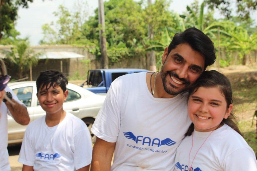 Enrique Alberto Romero Domínguez - Fundación Alma Amiga celebra el Día del Araguaney junto a la comunidad de Anzoátegui - FOTO