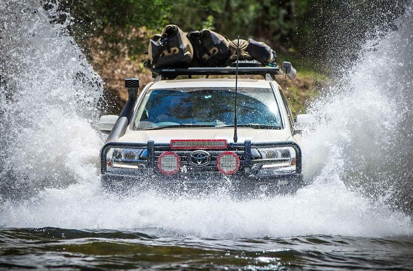 Franklin Durán Guerrero ¡Esto debes saber antes de pasar un río con un 4×4! - FOTO