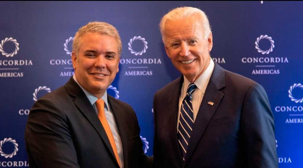 Estados Unidos y Colombia fortalecen su apoyo para los migrantes venezolanos