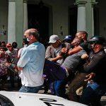 62 sentenciados en Cuba por manifestaciones antigubernamentales