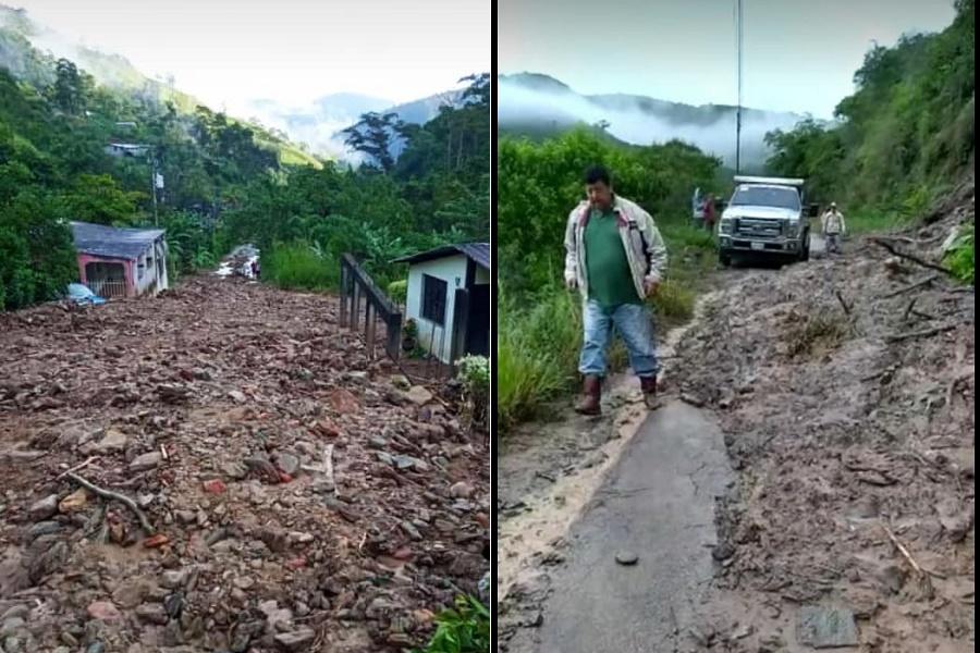¡Inundaciones y desbordamientos! Fuertes lluvias causaron estragos en Mérida - FOTO