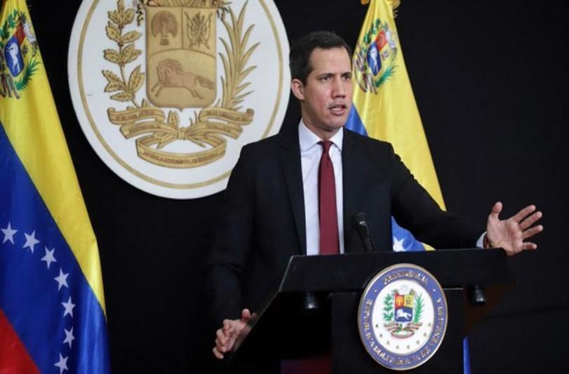 Guaidó - Acuerdo de Salvación Nacional marca diferencia frente a otras negociaciones - FOTO