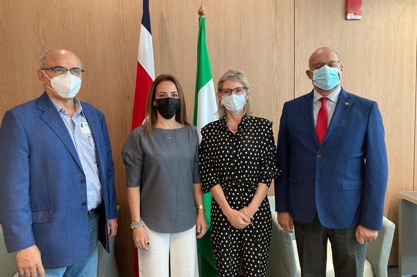 Oposición inicia gira internacional para promover negociaciones con el gobierno - FOTO