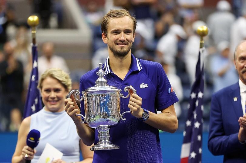 Daniil Medvedev, nuevo campeón del US Open tras derrotar a Djokovic - FOTO