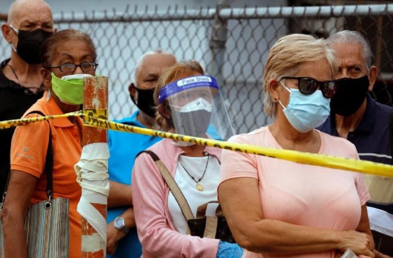 Dr. Julio Castro - 11,7% de la población ya recibió esquema completo de vacunación - FOTO