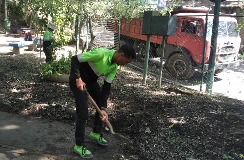 José Simón Elarba Haddad - ¡Entérate! ¡Así transcurrió otra exitosa semana de jornadas de limpieza de Fospuca! - FOTO