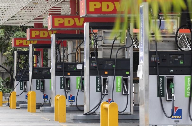 Maduro - En las próximas semanas se duplicará producción de combustible - FOTO