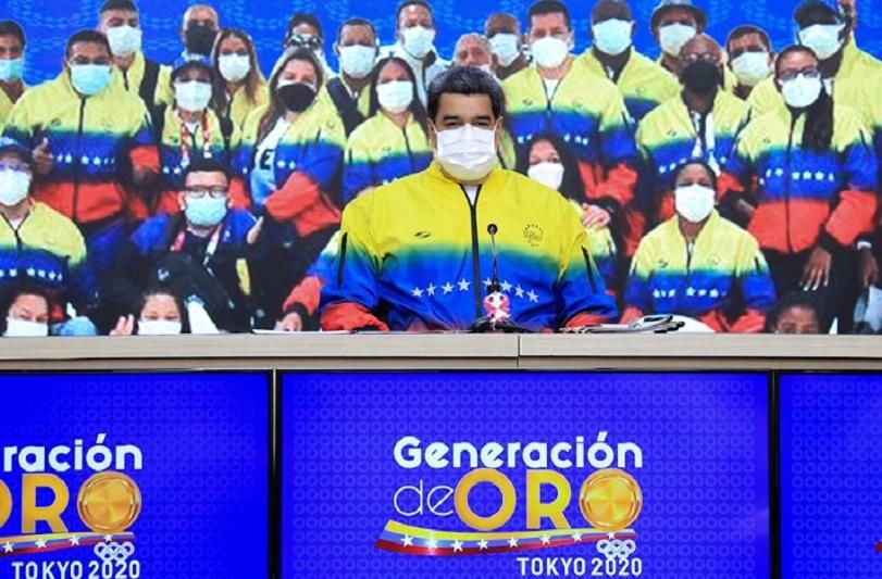Maduro anuncia plan de reparación de todas las instalaciones deportivas de Venezuela - FOTO
