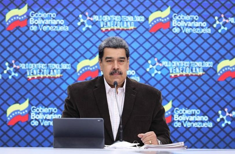 Maduro promete el 'mejor y más veloz' internet del mundo para Venezuela - FOTO