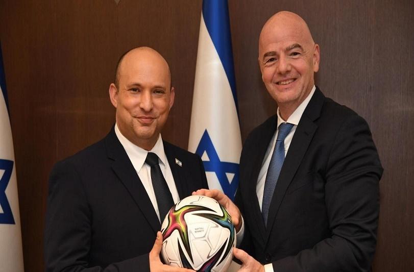 FIFA asoma la idea de un Mundial organizado por Israel y otros países de la región - FOTO